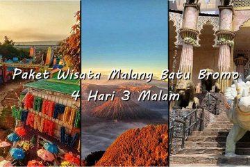 Paket Wisata Malang Batu Bromo